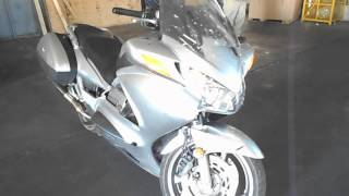 4. GovDeals: 2007 Honda ST1300 ABS 1261CC Motorcycle