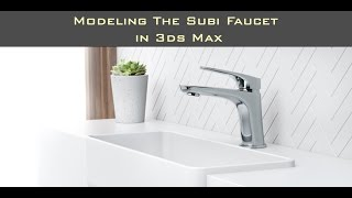 In this video we will go over how to model the Subi Faucet from Phoenix Tapware.Original post at: http://www.dkcgi.net/2016/10/31/modeling-faucets-in-3ds-max/