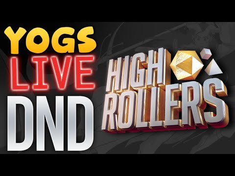 THE ADVENTURE BEGINS - High Rollers D&D: Episode 1 (17th January 2016) (видео)