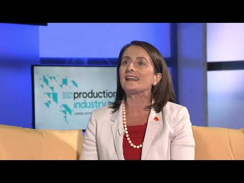 Studio interview with Paola Barbarino, CEO of Alzheimer's Disease International: 'Every 3 Seconds'