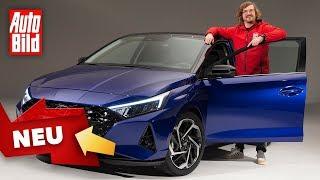 Hyundai i20 (2020): Neuvorstellung - Sitzprobe - Kleinwagen - Infos by Auto Bild