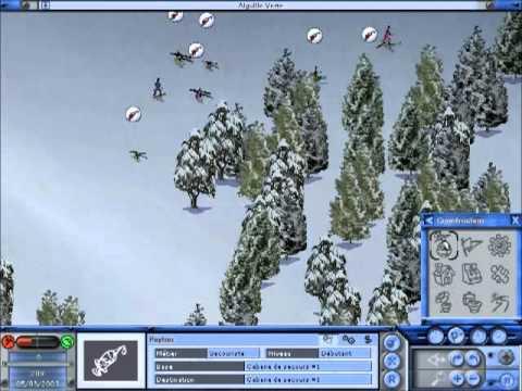 Ski Park Manager 2003 PC