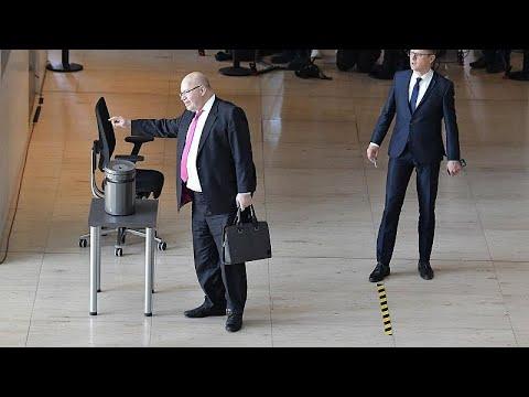 Wirtschaftsminister Altmaier: Wirtschaftshilfe - Bundesregierung schnürt 600-Mrd-Paket und macht Schulden
