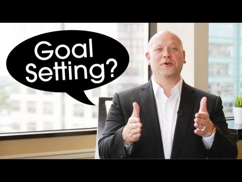 Goal Setting - 3 Steps To Achieve Goals