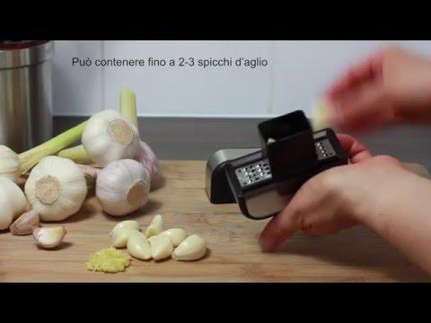 Microplane Taglia-aglio