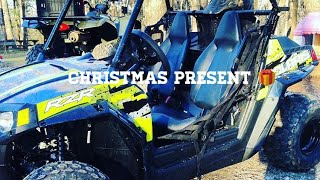 5. I Got a Polaris rzr 170!!!!!!