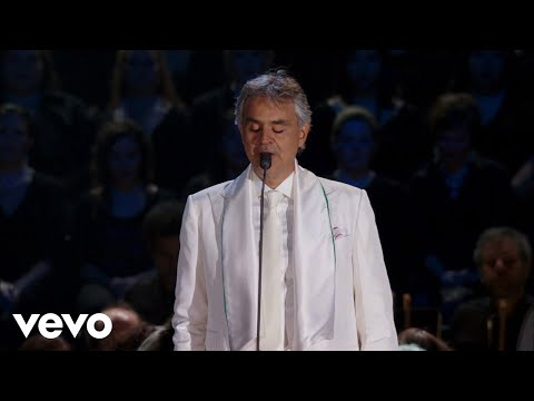 Andrea Bocelli, Andrea Griminelli - Funiculì Funiculà