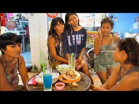Walking Street Party № 07 Discount Travel Lamai Beach, Koh Samui, Thailand (March 2015)