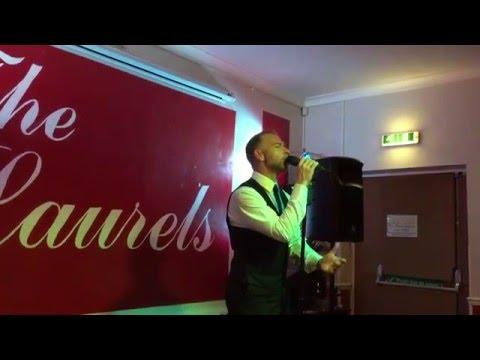Tony Kay Tenerife - Gary Barlow tribute - Take That UK Mini Tour -13/11/15 - 15/11/15