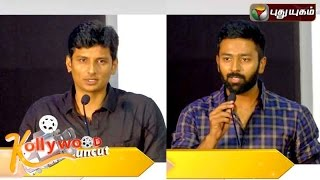 Kollywood Uncut - 21/08/2016 | Puthuyugam TV