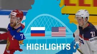 Россия - США 3-5
