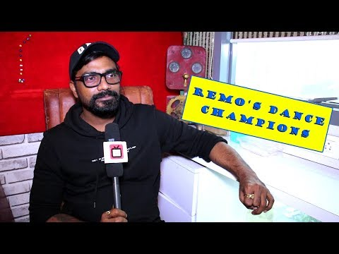 All you need to know about Remo's new show |