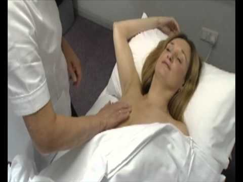 breast examination of Video