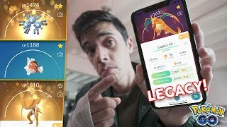 BEST LEGACY MOVES IN POKÉMON GO (aka What I Want to Trade at Pokémon GO Fest) by Trainer Tips