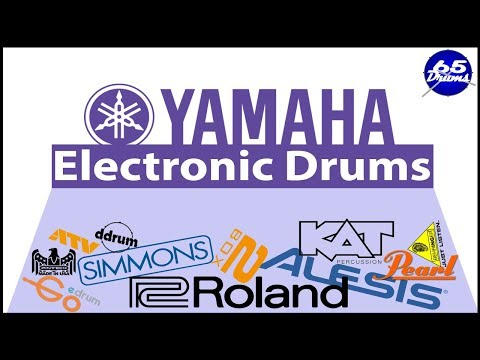 5 Things Yamaha Could Do To DOMINATE The Edrum Market
