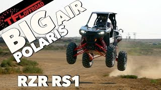 3. 2018 Polaris RZR RS1 Review: How Fast Is It From 0-60 MPH on Dirt?