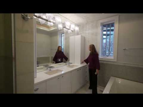 Big bedrooms, fancy baths at 707 W Gordon Terrace