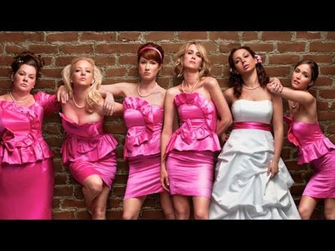 The Totally Rad Show - Bridesmaids | Movie Review
