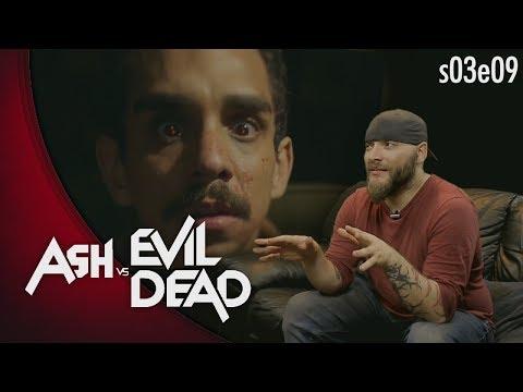 Ash vs Evil Dead: 3x9 REACTION