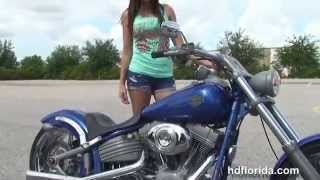 8. Used 2008 Harley Davidson Rocker Softail Motorcycles for sale