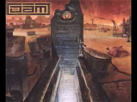 Dam - The Difference Engine online metal music video by DÃM
