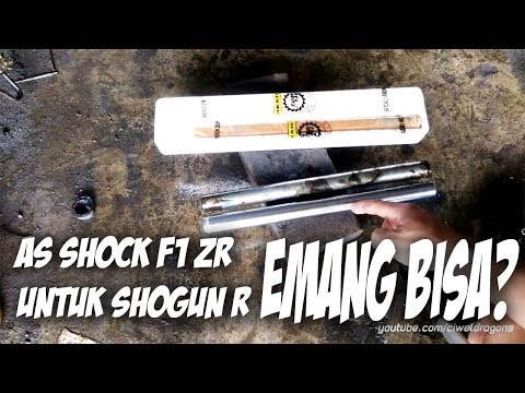 Substitusi As Shock Shogun R 110 Pakai F1 Zr Yamaha