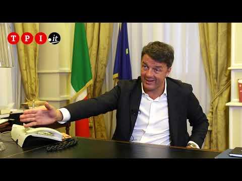 Matteo Renzi intervistato da TPI