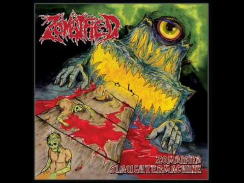 Zombified - Anemic Slaughterhouse online metal music video by ZOMBIFIED