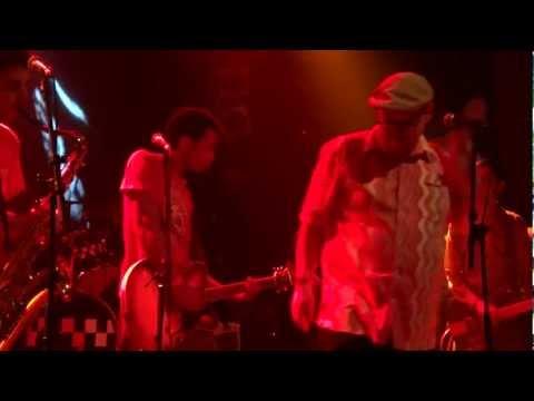 King Hammond w/Bobby Sixkiller - Skaville U.K. - Easter Ska Jam - Knust, Hamburg - 28.3.13