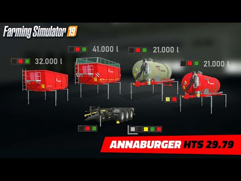 ANNABURGER HTS 29.79 MultiLand Plus v1.0.1.2