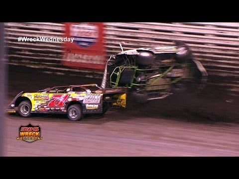 Knoxville Nationals battling beats up Feger - WW #35