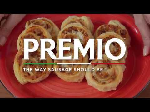 Premio Sausage Pinwheels
