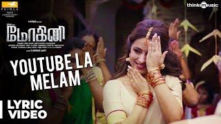 Video Mohini Songs | Youtube La Melam Song with Lyrics | Trisha | R. Madhesh | Vivek-Mervin MP3, 3GP, MP4, WEBM, AVI, FLV Januari 2018