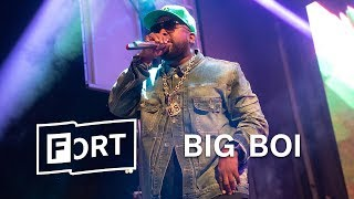 Big Boi - The Way You Move - Live at The FADER FORT 2019 (Austin, TX)