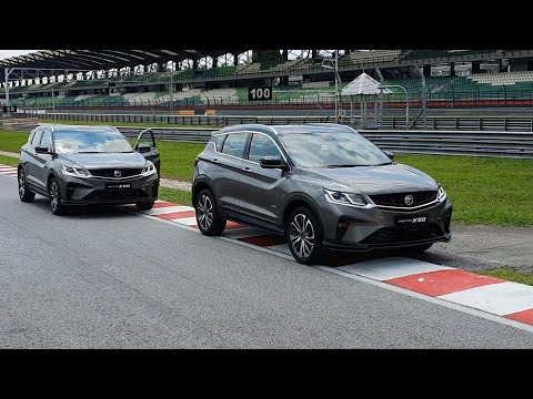 Proton X50 Full Test: Beats a BMW X1?! Safety Systems, Performance, Handling | Evomalaysia.com