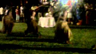 Fijian Traditional Dance (Meke)