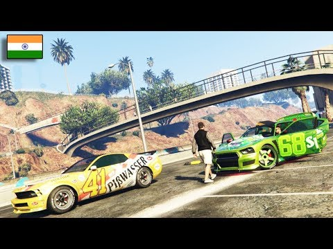 GTA 5 India Live Stream • Grand Theft Auto V Gameplay HD