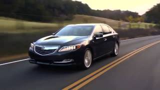 Acura RLX Driving Impressions