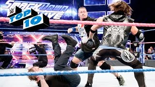 Nonton Top 10 Smackdown Live Moments  Wwe Top 10  Oct  4  2016 Film Subtitle Indonesia Streaming Movie Download