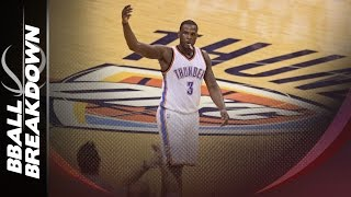 Warriors At Thunder Game 3 Part 1: The First Quarter by BBallBreakdown