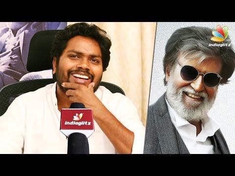 Kabali will not be the usual Rajini formula film - Director Pa Ranjith Interview | Making