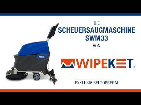 Produktvideo Scheuersaugmaschine SWM33
