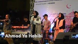Video Ahmad Ya Habibi - Sabyan Gambus | Live in GOR Bahurekso Kendal MP3, 3GP, MP4, WEBM, AVI, FLV Juni 2018