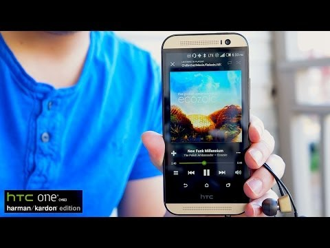 HTC One M8 review: Harman Kardon edition