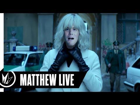 ATOMIC BLONDE & THE EMOJI MOVIE - MOVIES AND MATTHEW HOFFMAN, LIVE!