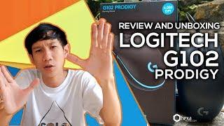 Video Unboxing dan Review Logitech G102 Prodigy Gaming Mouse untuk yang ingin melihat lebih lengkap review nya bisa...