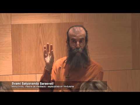'¿De què parlem quan parlem de meditació?', amb Xavier Melloni i Svami Satyananda Sarasvati
