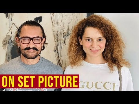 Aamir Khan & Kangana Ranaut Working Together In A