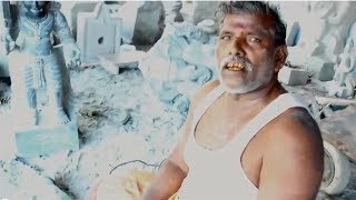 Ordinary Indian - interview with statue maker Shanmuga Velu