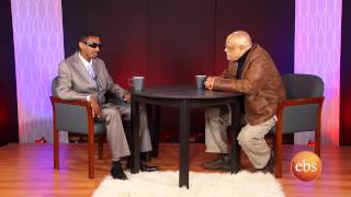 Riyot interview with professor Haile Gerima part 1